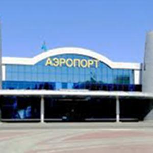 Аэропорты Усть-Цильмы